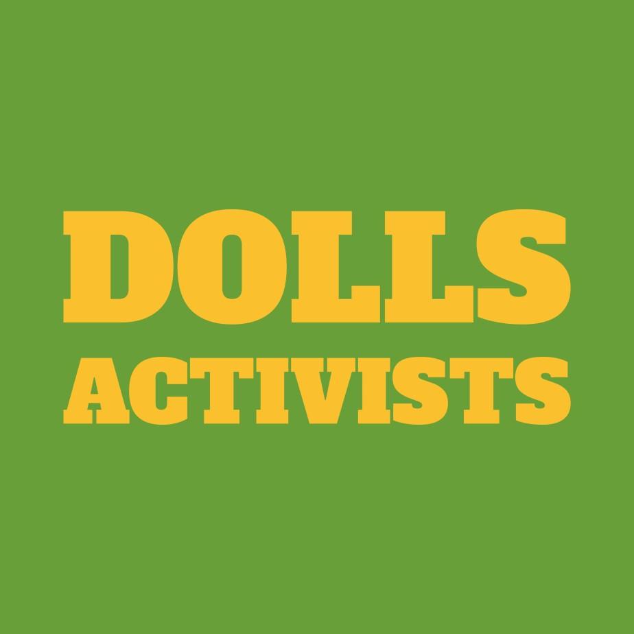 Dolls Activists – artivism withdolls
