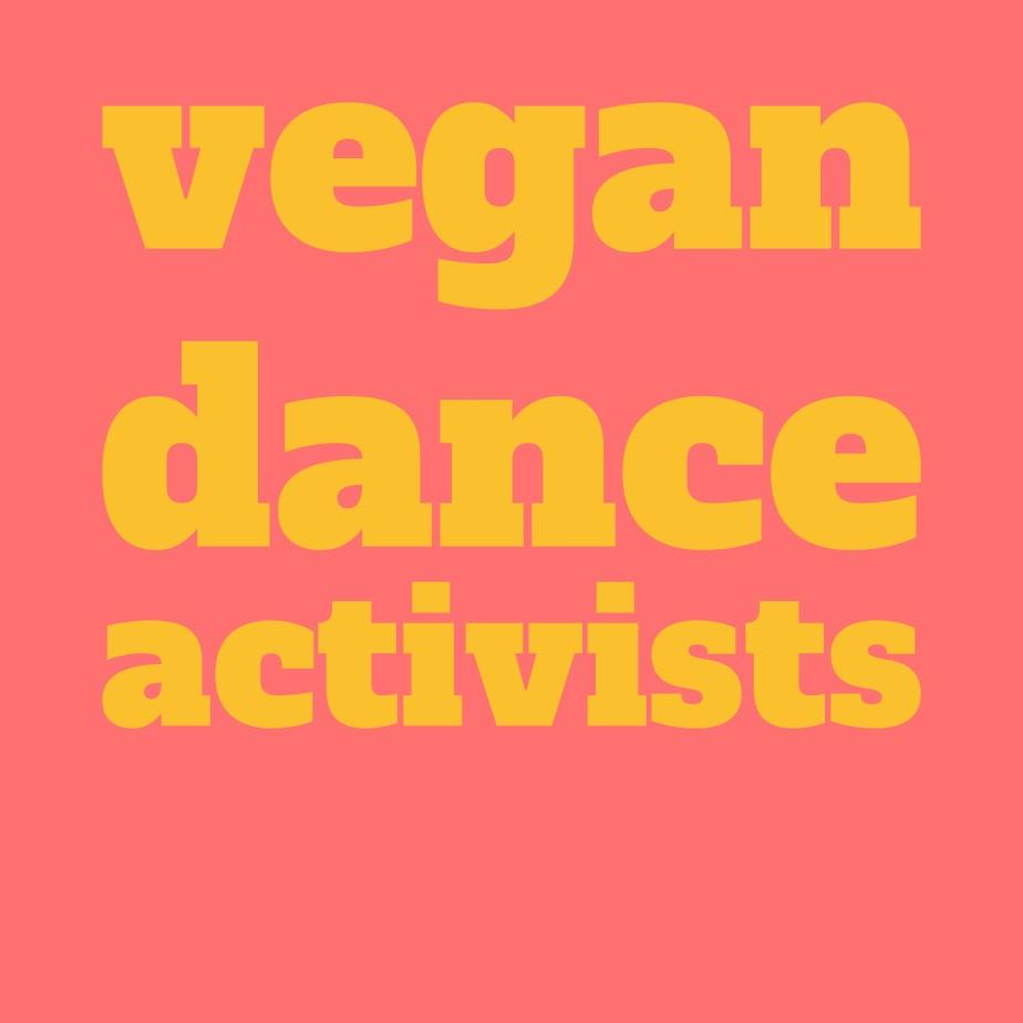 Backyard Terrestrials – vegan danceactivism