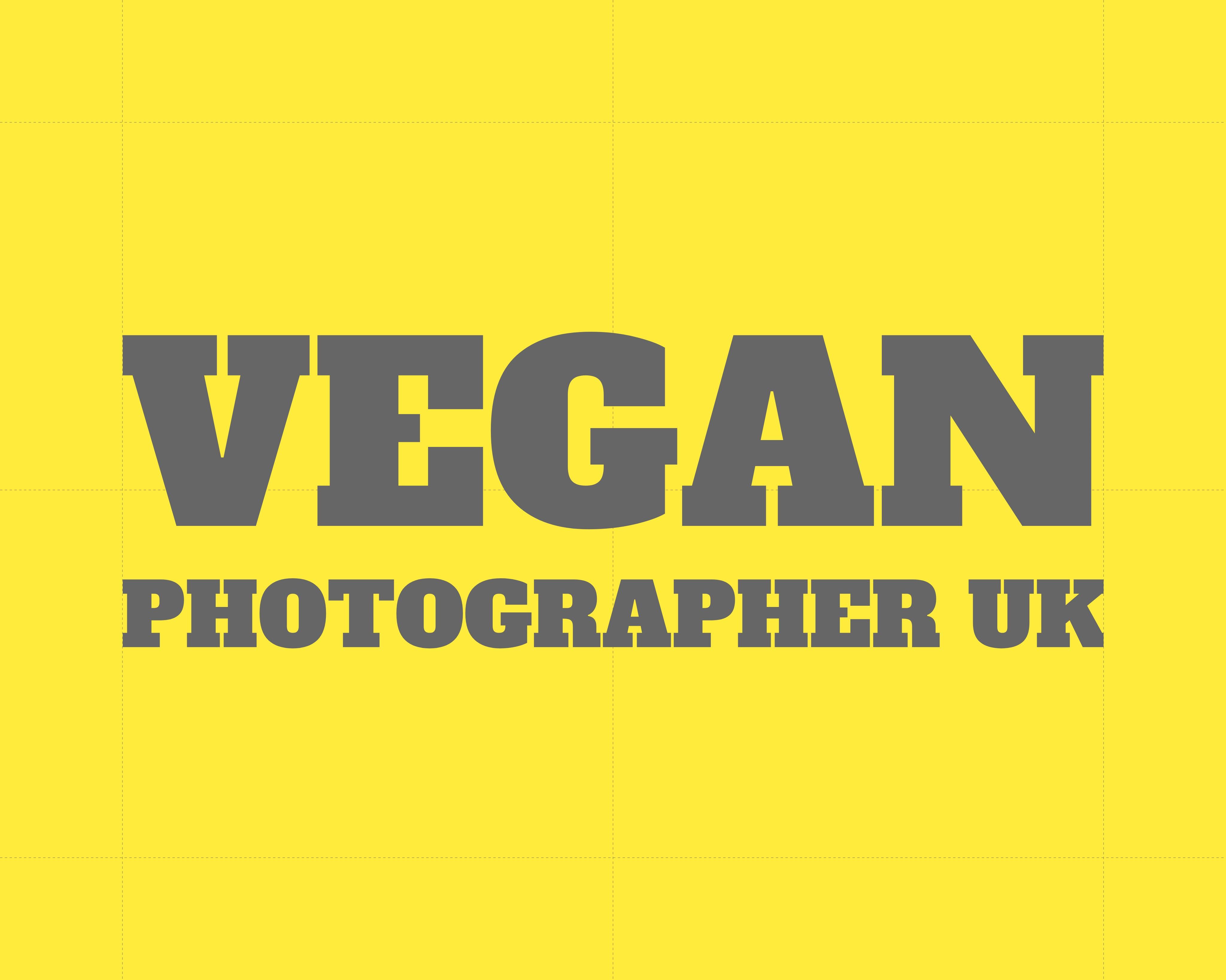 Vegan Photographer UK